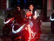 Sensasi! Asmo Sulsel Hadirkan Honda PCX Stream Concert di Rooftop Nipah Mall