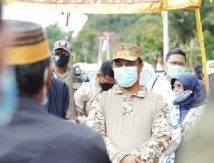 Sambangi Luwu, Plt Gubernur Resmikan Jalan Terisolir di Kadundung-Latimojong