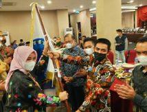 Pengurus DPW KKB Kaltim dan DPC KKB Kota Balikpapan Dilantik, Ini Nakhodanya