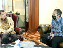 Danny Pomanto, Sambangi Kediaman JK di Makassar, Ini yang Dibahas