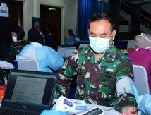 Vaksinasi Covid-19 Tahap Kedua, Sasar Satuan Operasi TNI AU