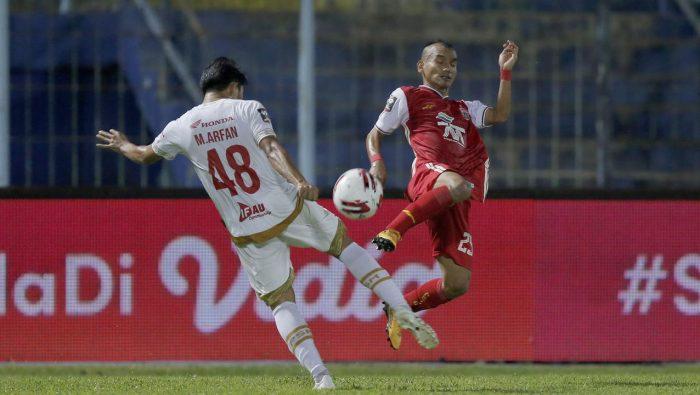 Bungkam Persija 2-0, PSM Pimpin Klasemen Grup B Piala Menpora