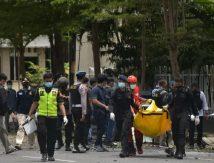 Dimakamkan Satu Liang, Pelaku Bom Bunuh Diri Katedral Digenangi Air