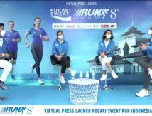 Konsep Seru Pocari Sweat Run 2021, Segini Target Peserta