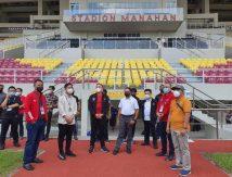 Kapolri Inspeksi Mendadak Acara Piala Menpora 2021, Ada Apa?