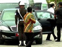 Ke Nipa-nipa, Jokowi Dikawal Ketat Paspampres