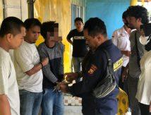 Hendak Transaksi, Pengedar Sabu Ditangkap di Tempat Pelelangan Ikan