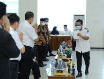 Plt Gubernur Laporkan Keuangan Pemprov, BPK Siap-siap Audit