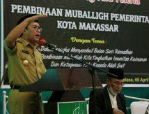 Wali Kota Danny Beri Misi Khusus Mubalig Kota Makassar, Simak Selengkapnya