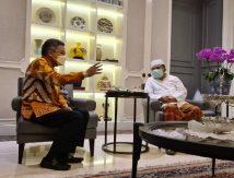 Soal Masa Depan Golkar Sulsel, TP dan JK Bicara dari Hati ke Hati