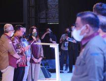 Plt Gubernur Sulsel Genjot Digital Infrastruktur, 25 TP2DD Jadi Tim Sukses