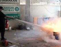 Proteksi Kebakaran dan Teror Bom, Begini Aksi PLN UIW Sulselrabar