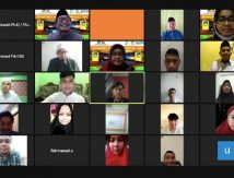 Peserta Asal Bulukumba dan Papua Ramaikan Pesantren Ramadan Virtual UMI