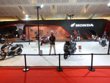 Honda Pamerkan 11 Motor Keren di IIMS 2021, Begini Penampakannya