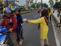Tebar Cinta Ramadan, Golkar Palopo Buka Puasa Bareng Anak Panti