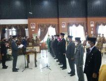 Bupati Lantik 11 Pejabat Eselon IIB Lingkup Pemkab Sinjai, Berikut Daftar Nama-namanya