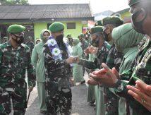 Pesan Cinta Pangdam Hasanuddin di Pinrang: Bahas Zakat hingga Media Sosial