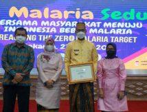 Bupati ASA Keren, Sinjai Satu-satunya di Sulsel Sabet Sertifikat Eliminasi Malaria