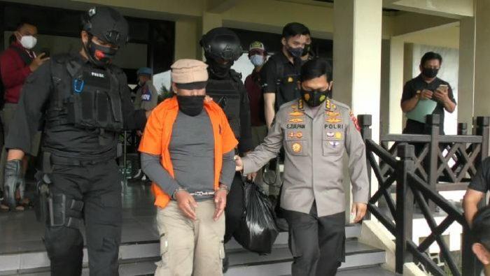Warga Poso Dibekuk Densus 88, Sudah 52 Orang Terduga Teroris Ditangkap