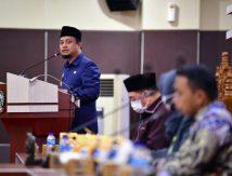 Warning Plt Gubernur Sulsel, Ingatkan OPD Perhatikan Rekomendasi DPRD