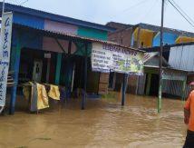 Bendungan Meluap, Hampir 10 Ribu KK Terdampak Banjir