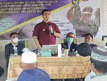 Mimpi Besar Bupati Pangkep dari Sekolah Lapang Fakultas Perikanan dan Ilmu Kelautan UMI