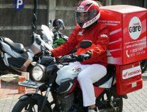 Begini Wujud Cinta Honda bagi Korban Banjir