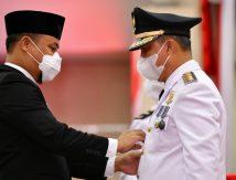 Jadi Orang Nomor Satu di Luwu Timur, Plt Gubernur Beri Titipan Khusus Budiman