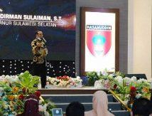 "Di Depan Pangdam Syafei, Plt Gubernur Sulsel ""Bongkar"" Sosok Andi Sumangerukka Tangani Covid-19"
