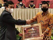 """IPM Selayar Terus Meningkat, Bupati Basli Dapat """"Kado"""" di Makassar"""