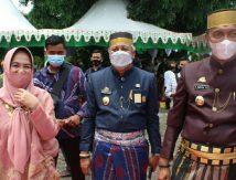 Saksikan Mattompang Arajang, Wabup Sinjai: Tugas Kita Menjaga