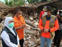 BNPB Gelontorkan Dana Stimulan bagi Korban Gempa Bumi Selatan Malang, Berikut Rinciannya