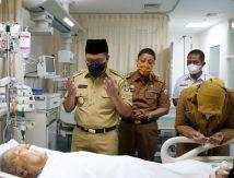 Innalillah, Mantan Wali Kota Makassar Malik B Masri Tutup Usia, Danny: Sosok Tegas Manajemen Pemerintahan