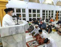 Ceramah Tarawih Awal Ramadan, Begini Seruan Danny Pomanto untuk Masyarakat Makassar