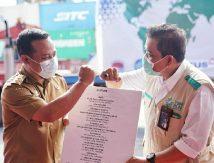 CSR Perusahaan dan Perbankan di Sulsel untuk Korban NTT, Plt Gubernur Sulsel: Lebih Rp1 M