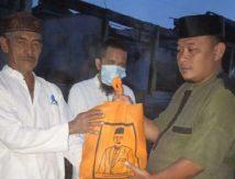 Paket Cinta AAP untuk Ringankan Beban Korban Kebakaran Pasar di Libureng