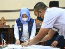 Ajakan Khusus Wawali Fatma Bareng DPRD Soal Nota Kesepakatan RPJMD 2021- 2026