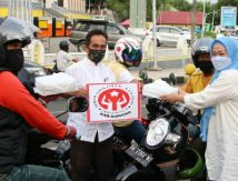 Ungkapan Cinta Dekranasda Soppeng di Bulan Ramadan