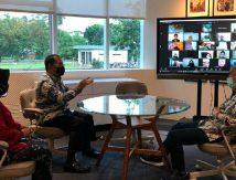 Danny Gandeng Dirjen Dukcapil Gaungkan Makassar Recover, Begini Respons Kemendagri