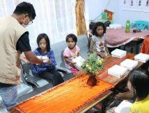 "Wujud Kasih Sayang Yayasan Hadji Kalla, Bagikan Paket ""Cinta"" untuk 2 Ribu Anak Panti Asuhan"