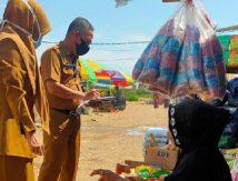 Pantau Harga Pangan Pokok Strategis di Pasar Bajoe dan Palakka, Tim Ketapang Temukan Ini