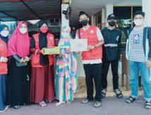 Berkah Ramadan, Relawan BDDB Berbagi Paket Cinta