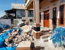 Peristiwa Berdarah, Begini Dugaan Penyebab Teras Rumah Roboh di Sinjai