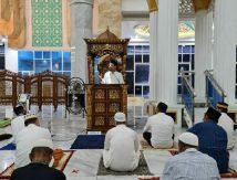 Masjid di Kendari, Plt Gubernur Sulsel: Mari Cegah Pemahaman Radikal