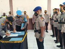 Pejabat Polres Sinjai Berganti, Berikut Daftar Nama-namanya