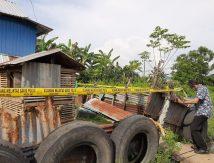 Anak-Istri Terduga Teroris di Makassar Diamankan Tim Densus 88