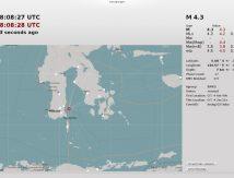 BREAKING NEWS: Gempa Bumi Magnitudo 4.3 Guncang Bulukumba