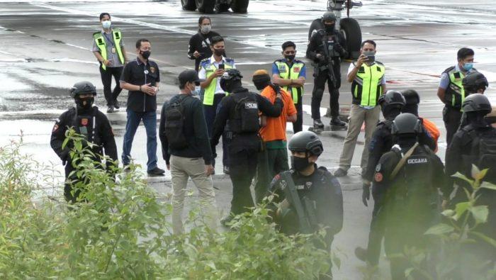 Densus 88 Mabes Polri Sudah Tangkap 31 Terduga Teroris di Sulsel