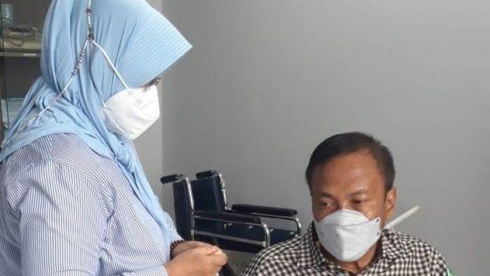 Wabup Bone Ambo Dalle Dirawat di Yogyakarta, Anak: Mohon Doanya
