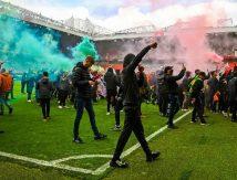 Laga Manchester United vs Liverpool Ditunda !